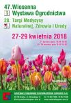 47. Wiosenna Wystawa Ogrodnictwa 2018