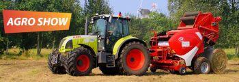 Targi rolnicze Agro Show 2018 ruszają