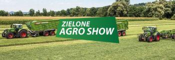 Zielone AGRO SHOW 2019 – pokazy maszyn zielonkowych