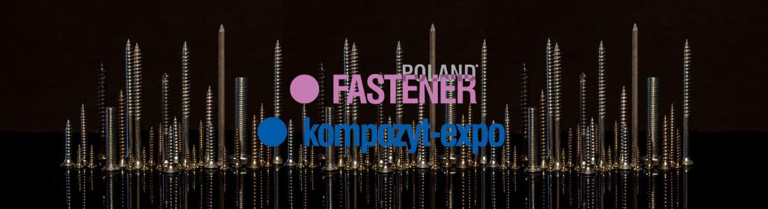 Kompozyt-Expo i Fastener Poland 2018 w Krakowie