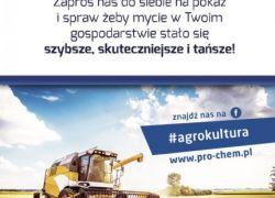 Beczka piany AGRO - 20l hydrowosku Gratis